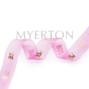 printed ribbon myerton packaging