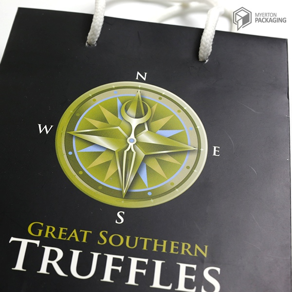great southern truffles paper bag