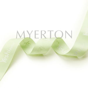 myerton packaging grosgrain printed ribbon