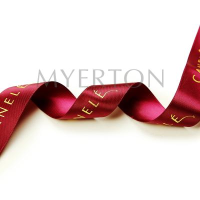 myerton packaging printed ribbon