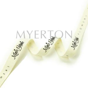 grosgrain printed ribbon