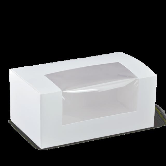 window cake box