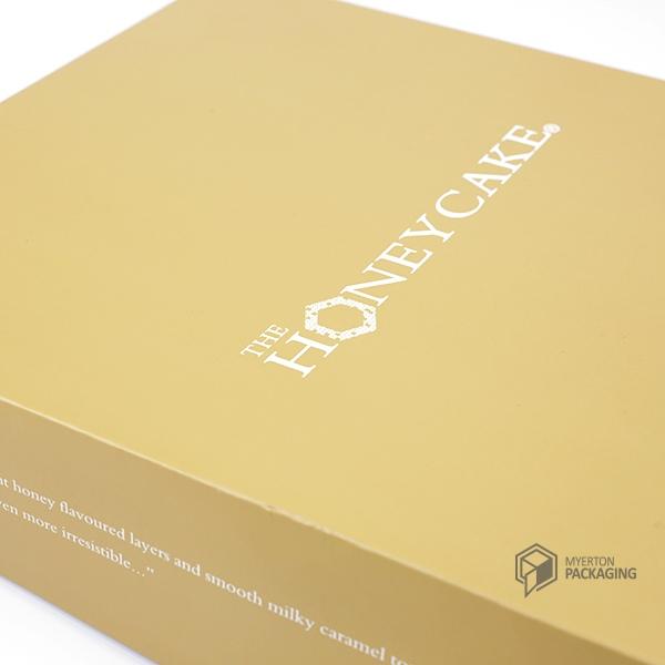 honeycake paper box