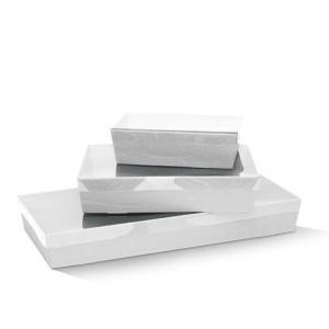 catering/ platter box - white