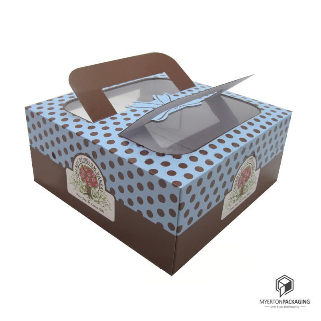 printed cake box_bakery packaging