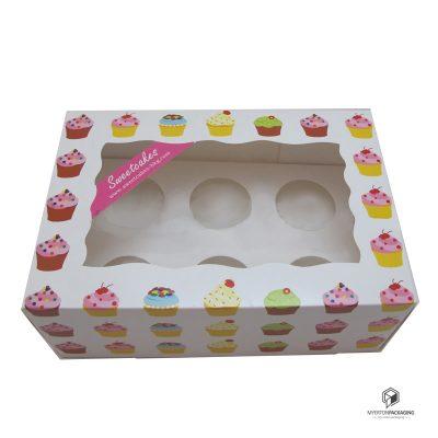 printed cake box _ bakery packaging