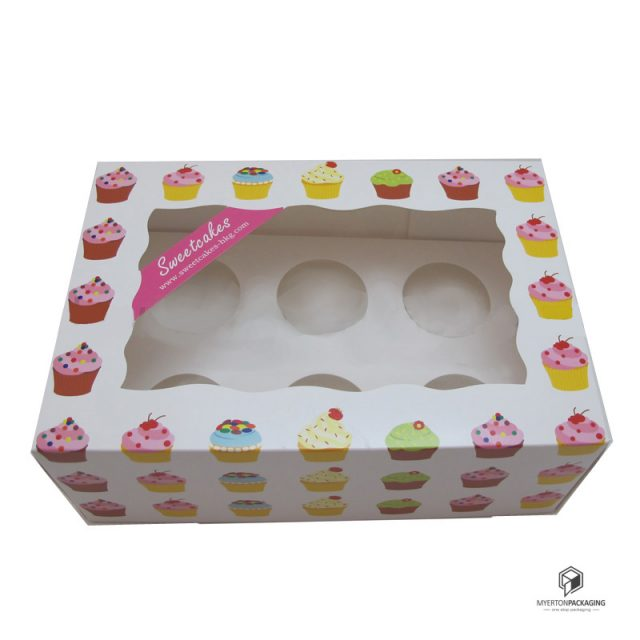 printed cake box _ bakery packaging