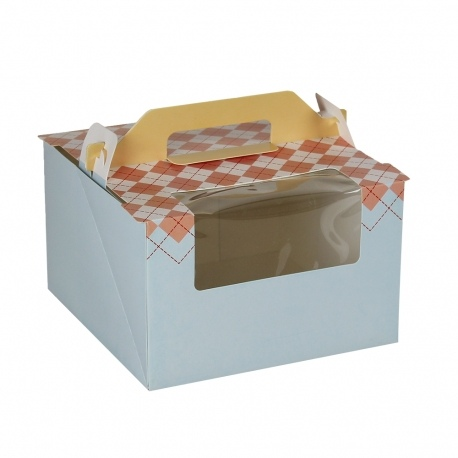 printed cake box_bakery pckaging
