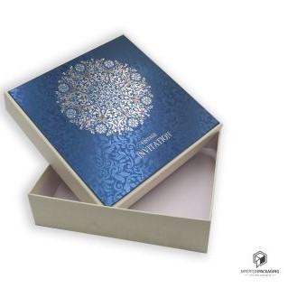 lid and bottom gift box