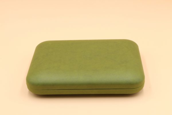compostable sugarcane box with insert