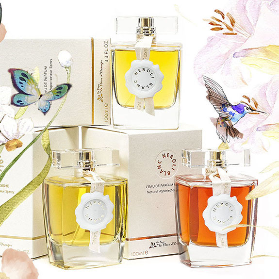 sustainable perfume packaging