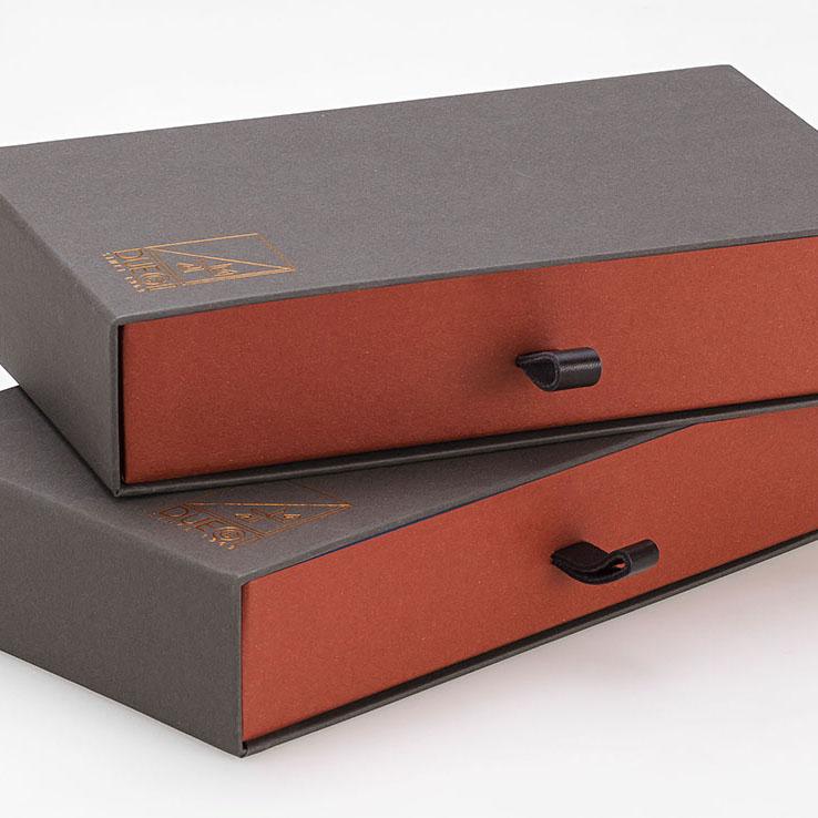 eco packaging rigid box