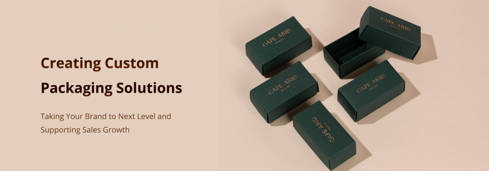 Custom solutions banner